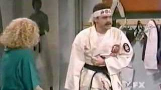 LIVING COLOUR - Jim Carey-Karate Instructor