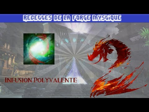 Infusion Polyvalente - Guild Wars 2