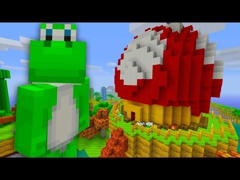 Minecraft Wii U - Yoshi's Survival - Defeat The Ender Dragon [1]