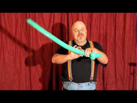 Weenie Dog Daschund - How to Make Balloon