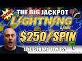 🔴 First Ever $250 Live Massive Pull Lighting Link 💣