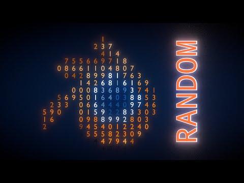 Random Numbers in Blender explained using Animation Nodes