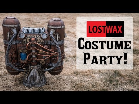 Lost Wax Costume Collection Halloween 2017