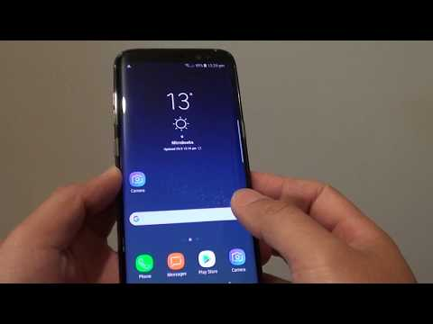 Samsung Galaxy S8: How to Add New Google Account
