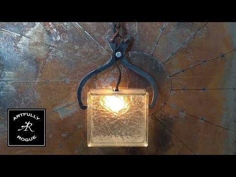 How to Make an Glass Block Light