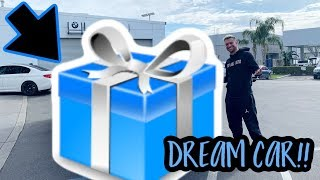 BOUGHT MY HUSBAND HIS DREAM CAR!! **he cries**