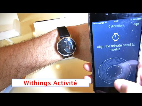 Withings Activité: Unboxing, Setup, Test and more...