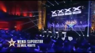 Dancing Boobs Got Talent Wendy Superstar mp3