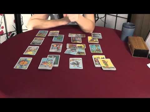 Beginner Tarot card reading lessons made easy: learning the basics part 2
