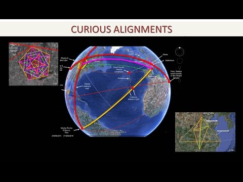 Curious Alignments & Sacred Geometry