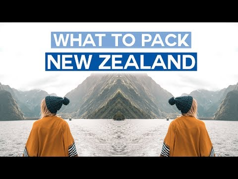 What To Pack | One Month in New Zealand