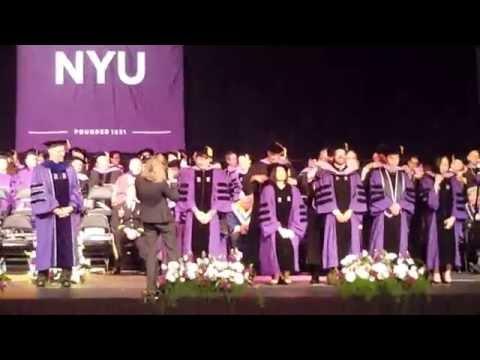 NYU Dentistry Graduation 20160526