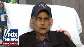 A 9/11 first responder