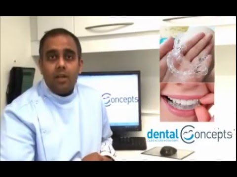 Invisalign Dentist, Invisalign Braces, Dental Concepts Whitchurch, Andover, Hampshire UK