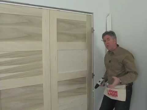 How to Install a Double Door