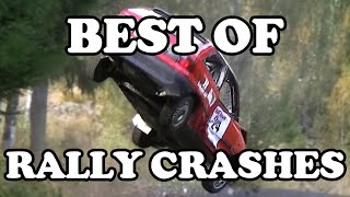 Big Rally Crash Compilation 2 + Bonus