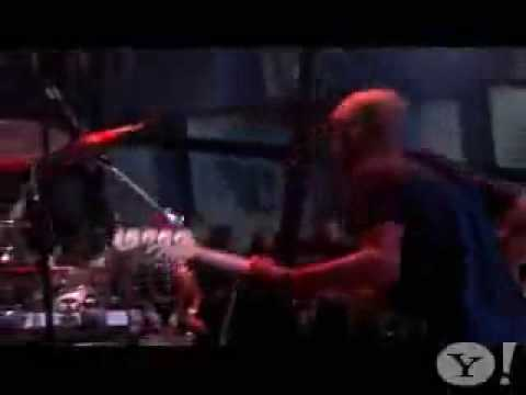 Incubus Nissan live sets on Yahoo! music 01 A kiss to send us off.mov