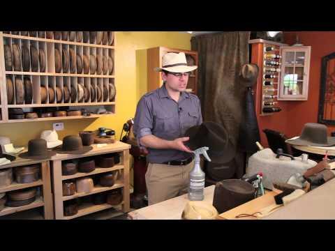 How to Shrink a Felt Hat : Felt Hats