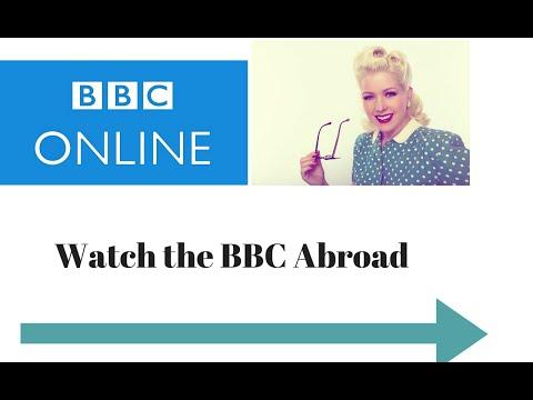 Using a BBC Proxy Server