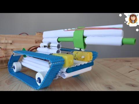 How to Make a Battle Tank - Battlefield 1