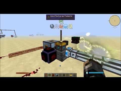 Minecraft Mod Reivew: Thaumcraft Gates (Thaumcraft 4 addon)