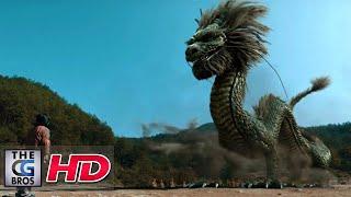 "CGI 3D/VFX Breakdown: ""Dragon Down: VFX Breakdown"" - by Cgfish Studio"