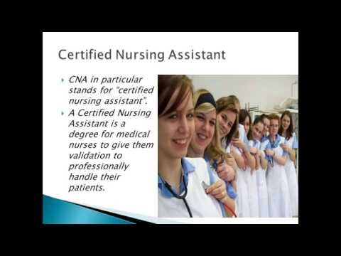 3 Simple Steps to Become a Certified Nursing Assistant-CNA