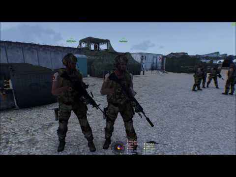 Opération Libération de Kidal - serveur AMFR -