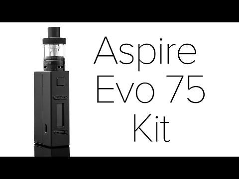 Aspire Evo 75 Kit Review