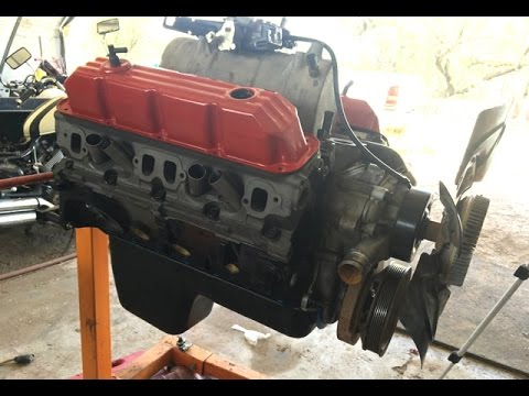 How To Rebuild A V8 Engine | Dodge 5.9 360 Magnum