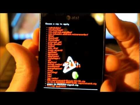 How To: Update AT&T Captivate to Android 4.2.2 Jelly Bean