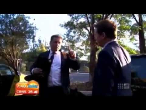 Karl Stefanovic storms off Today set after his NSW origin revealed