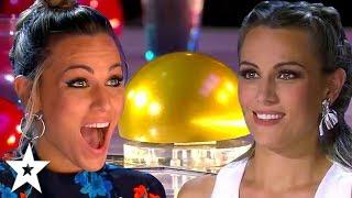 EDURNE'S Best GOLDEN BUZZERS Auditions On Spain's Got Talent!   Got Talent Global