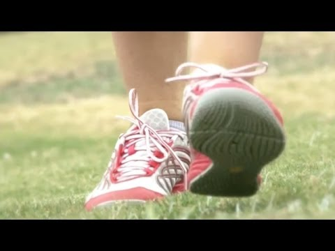 How to walk better: start with your feet!