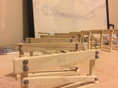 Building The Wooden Roller Coaster: Part 1
