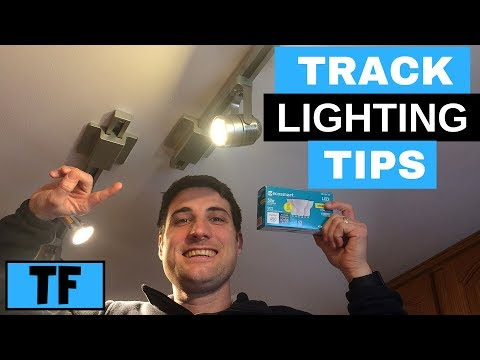 LED Track Light System [Best Ideas How To Upgrade]  - LED vs Halogen Bulb Which Is Better?