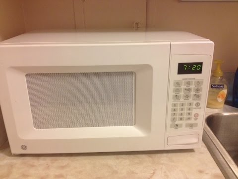 How to Repair a Microwave that's not Heating