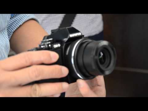 First Look: Olympus OM-D E-M10