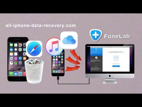 Safari Bookmark Recovery: Three Ways to Recover Safari bookmark from iPhone 6
