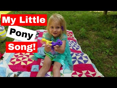 My little pony song