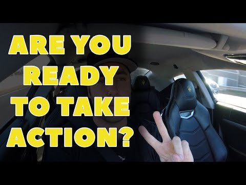 Why You Should Start Taking Action And Learn Along The Way (Motivation For You?)