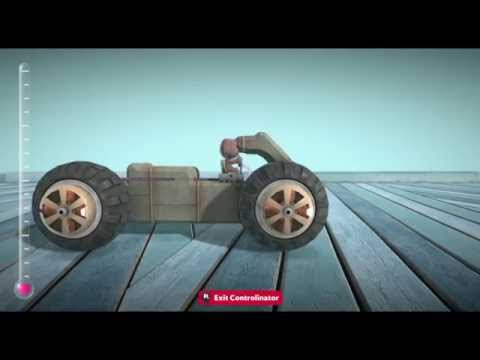 LittleBigPlanet 3 easy creations 1.