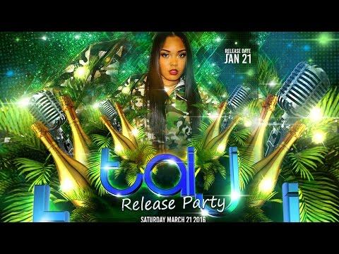 PHOTOSHOP TUTORIALS Party Flyer Design Logo | Adobe Photoshop CS6 | Party Graphics