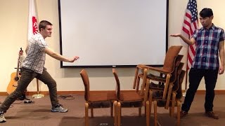 Chairbending: Stop Motion Short