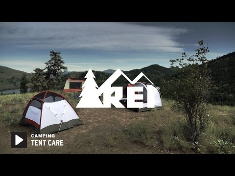 Tent Care and Maintenance