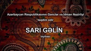 """""""Sarı gəlin"""" layihəsinin təqdimatı 27 10 2016"""
