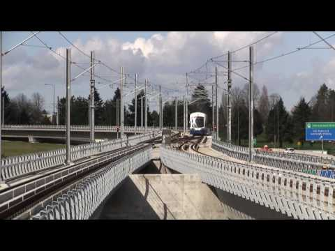 Seatac Link Light Rail Seattle