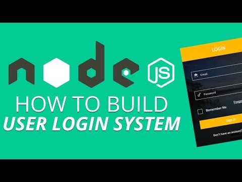 How to Build User Login System Using Nodejs | Nodejs & its Installation