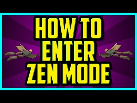 How To Enter Zen Mode In Superflight 2018 (EASY) - Superflight Enable Zen Mode Tutorial