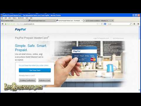 How To Transfer Money Instantly Out of Paypal - Paypal Prepaid MasterCard Review